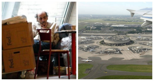 5 người 'ngoài hành tinh' đang mắc kẹt ở Trái Đất: Sống 18 năm ở sân bay, thích đội đá lên đầu