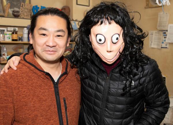 Nghệ nhân Nhật Bản tạo ra búp bê kinh dị Momo đã phá huỷ tác phẩm của mình