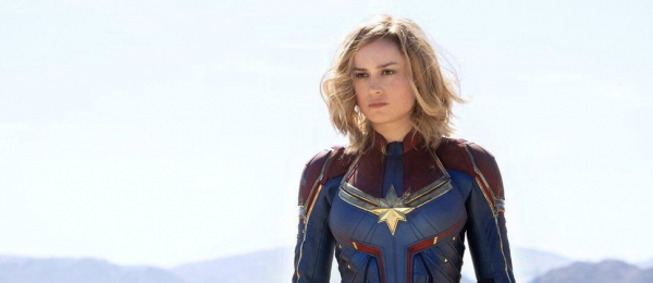 captain marvel brie larson 1