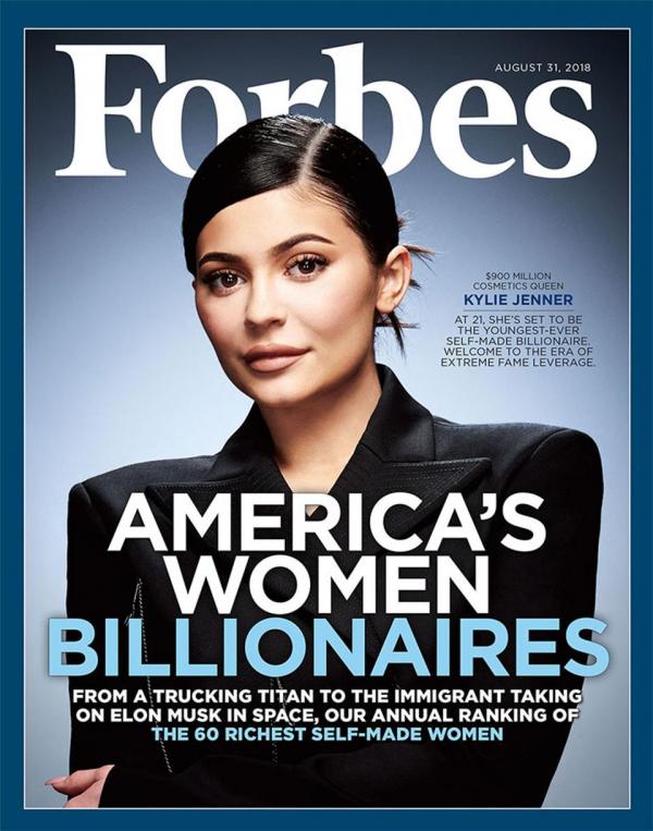 MC Anh Quốc công kích Kylie Jenner, cho rằng cô trở thành tỷ phú là nhờ đoạn phim sex của Kim Kardashian