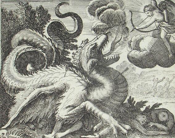 Quái vật Typhon - Cơn ác mộng của các vị thần trên đỉnh Olympus