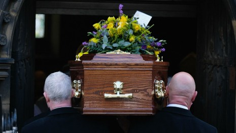 wd funeral ian forsythgetty images