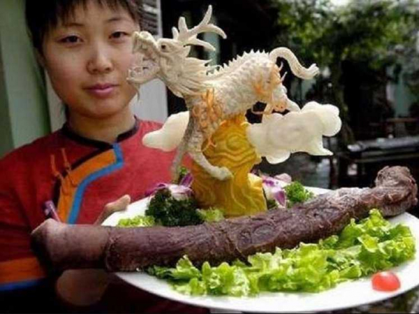Những món ăn kinh dị nhưng lại là đặc sản của các nước trên thế giới