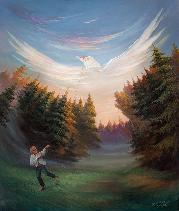 12 illusion oil painting by oleg shuplyak