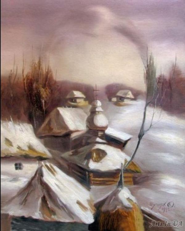 26 oleg shuplyak illusion painting