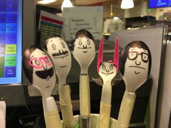 people have fun at work 5