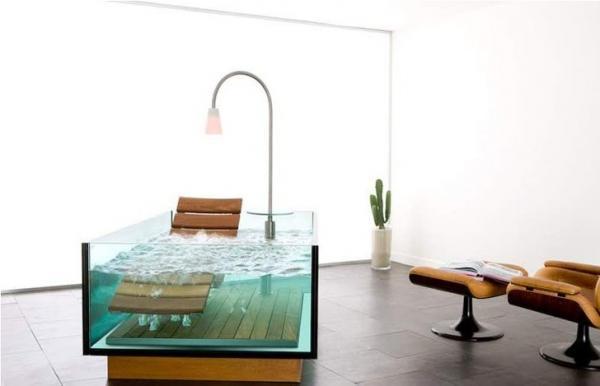 Trầm trồ với 23 thiết kế nội thất lạ mắt dành cho người cá tính