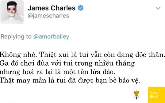 Tóm tắt liên hoàn 'phốt' khiến beauty blogger James Charles mất đi hàng triệu người theo dõi mỗi ngày