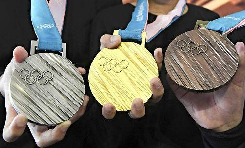 Bí mật ẩn chứa đằng sau những tấm huy chương tại Thế vận hội Tokyo 2020