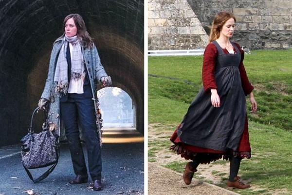Bạn có nhận ra những nữ diễn viên này đang mang thai trong lúc quay phim?