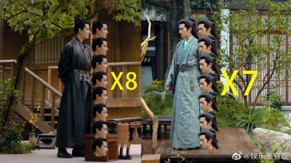 'Bạch Phát': Không màng diễn xuất, khán giả chỉ quan tâm gương mặt dài chiếm 2/3 màn hình của Lý Trị Đình