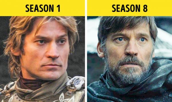 Bỡ ngỡ dàn nhân vật bộ phim 'Trò Chơi Vương Quyền' đã thay đổi nhan sắc trong 10 năm qua