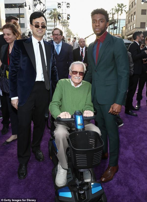 Cựu quản lý kinh doanh của Marvel bị bắt vì loạt tội danh liên quan đến huyền thoại Stan Lee