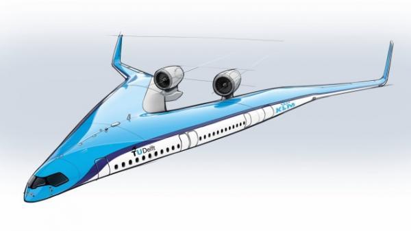 Mẫu máy bay chữ V mới hứa hẹn sẽ làm thay đổi ngành công nghiệp hàng không mãi mãi