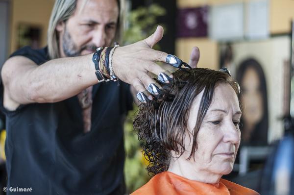 Trải nghiệm cắt tóc kiểu Samurai cùng quý ông Alberto Olmedo