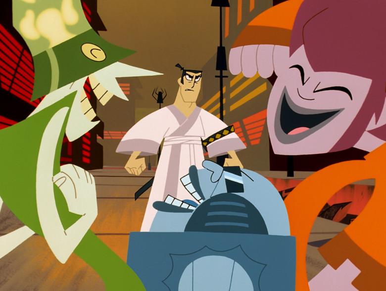 Grenndy Tartakovsky là một trong những lão làng của thế giới hoạt hình hiện  đại và chắc chắn Samurai Jack được coi là tuyệt tác hàng đầu của ông.