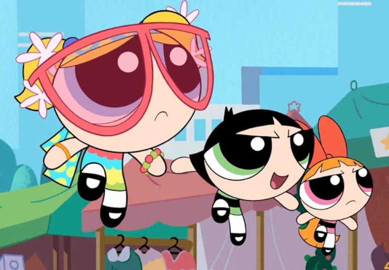 Khi The Powerpuff Girls ra mắt từ năm 1998, bộ phim hoạt hình này đã giữ kỉ  lục phim có rating ngày chiếu đầu cao nhất từ trước tới giờ của đài ...