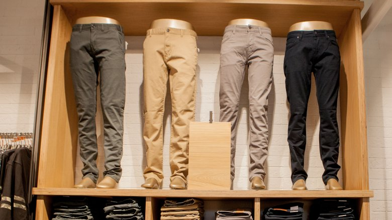 6 pants by any other name