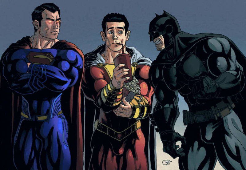 'Shazam!' trở thành phim siêu anh hùng DC được đánh giá cao nhất từ trước đến nay