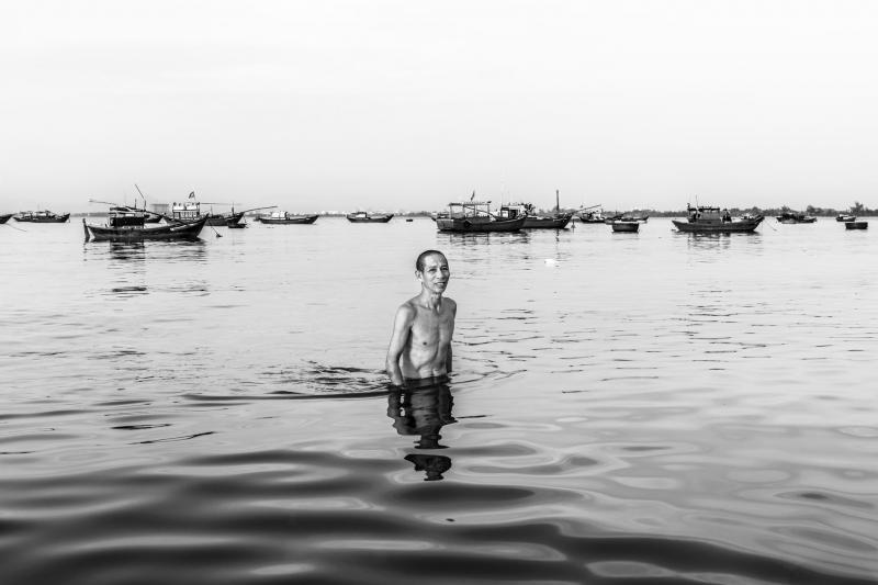 Đẹp như thơ - phiên chợ cá buổi sáng sớm ở Phan Rang qua đôi mắt của nhiếp ảnh gia người Canada