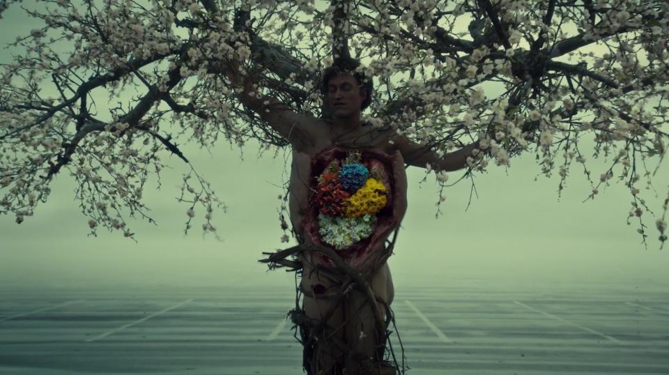 Loạt ảnh hậu trường phim kinh dị Hannibal còn đáng sợ hơn những gì bạn thấy trên TV
