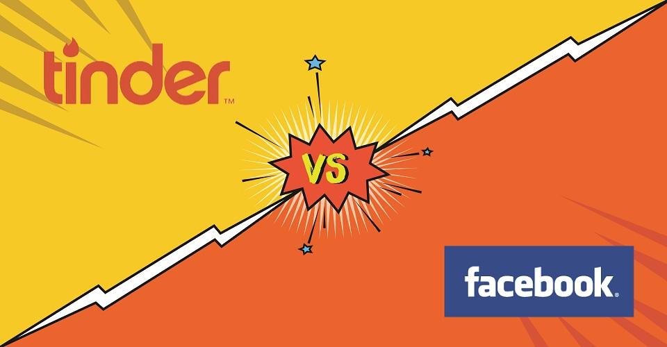 Tinder tuyên bố 'không hề khiếp sợ' trước ứng dụng hẹn hò mới của Facebook