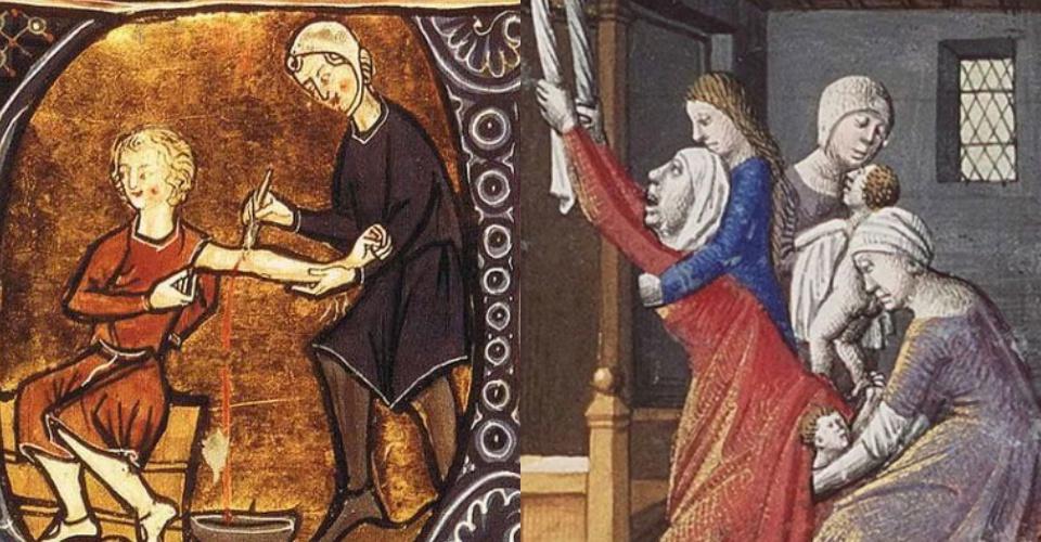 Đi khám bệnh thời Trung cổ đáng sợ như thế nào?