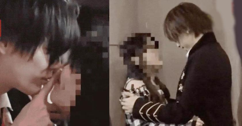 Nhóm nhạc nam Nhật Bản 'gây sốc' với dịch vụ cho fan hôn và nắm tay