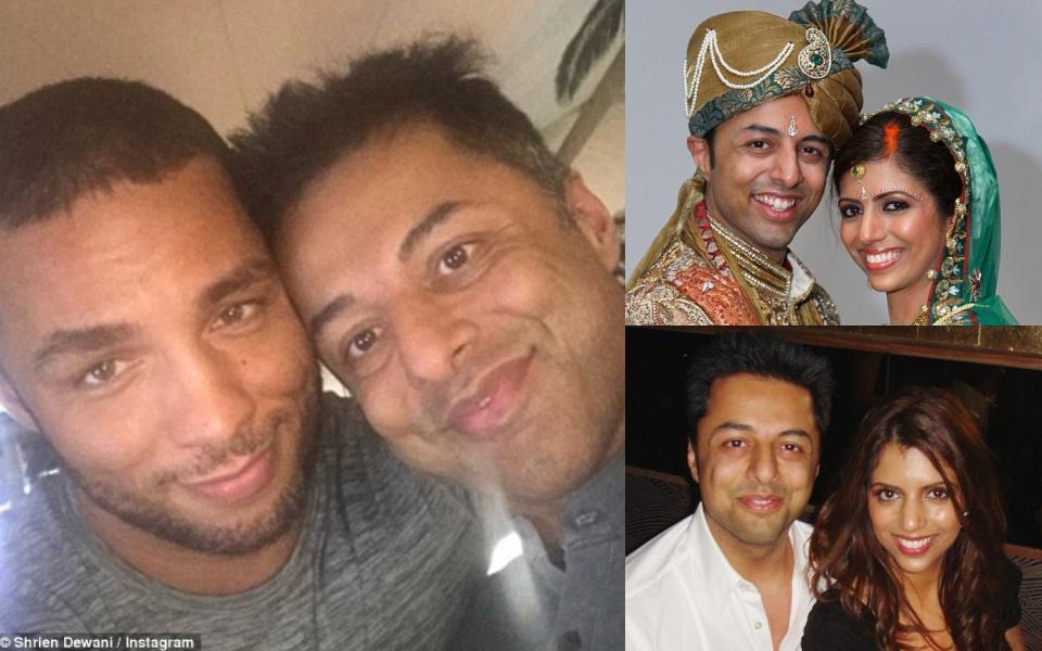 Triệu phú Ấn Độ đi du lịch với bạn trai ngay tại nơi tổ chức đám cưới với vợ 8 năm trước