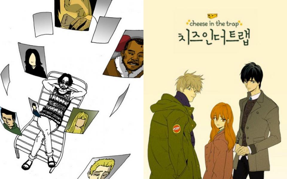 7 bộ webtoon cực hot mà người Hàn đích thân giới thiệu cho các 'ma mới'