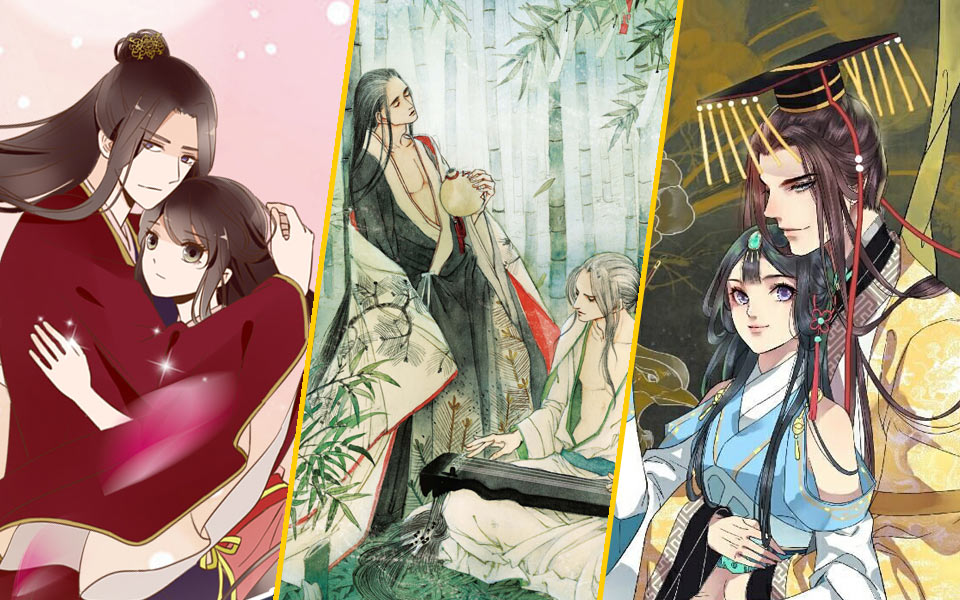 5 bộ truyện tranh động thời Trung Hoa cổ đại đang khiến dân tình 'mất ăn, mất ngủ' hóng từng tập