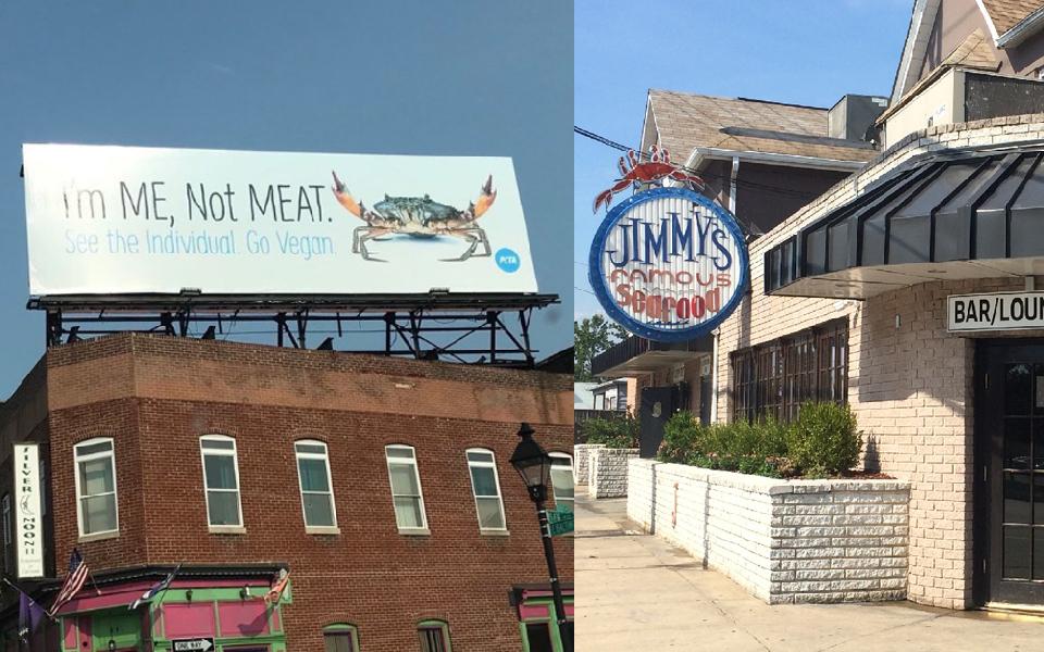 'Ăn cua hay ăn chay' - Chủ đề khiến một nhà hàng Mỹ dũng cảm đứng ra 'solo' với cả tổ chức PETA