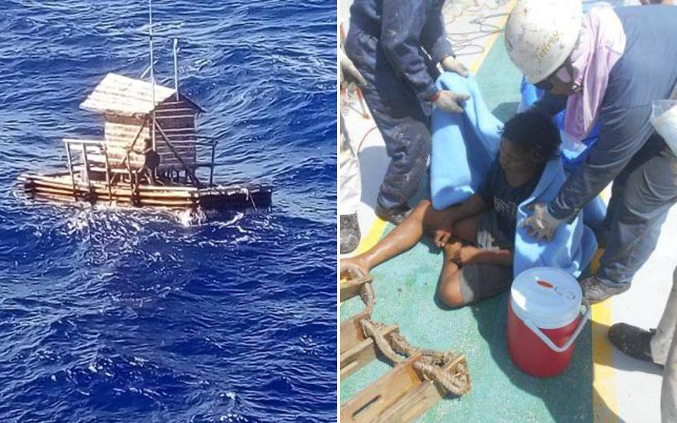 Thiếu niên Indonesia 49 ngày lênh đênh trên biển và hành trình sinh tồn ly kỳ như phim