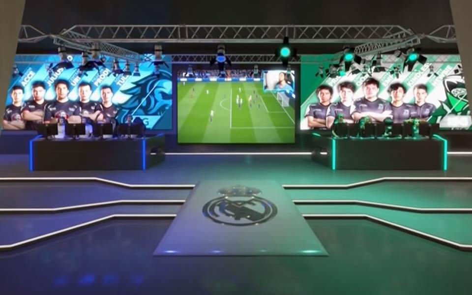 Real Madrid có ý định tiến vào lãnh địa thể thao điện tử?