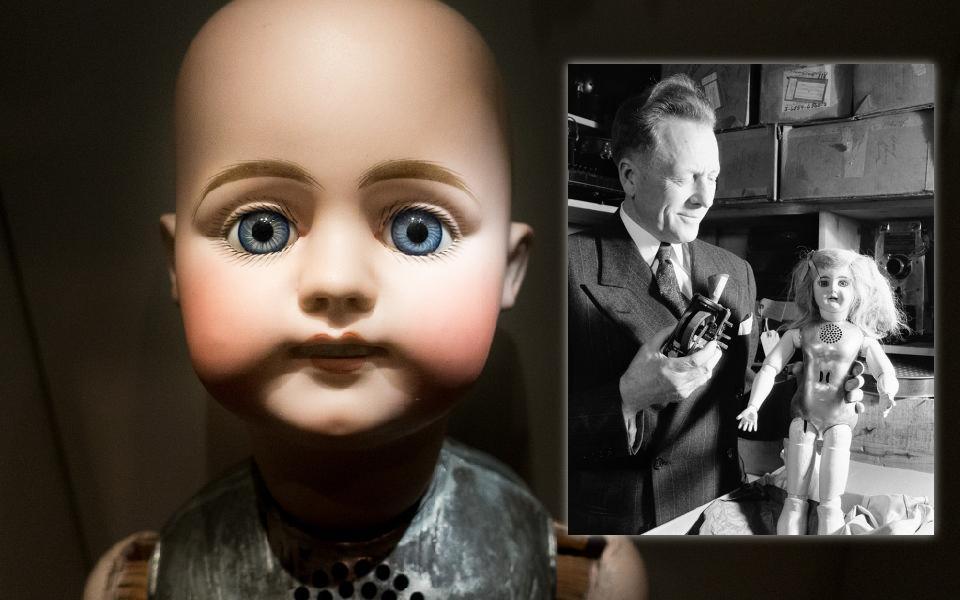 Phát minh thất bại và ế ẩm nhất của thiên tài Thomas Edison: Búp bê biết nói khiến trẻ em khóc thét