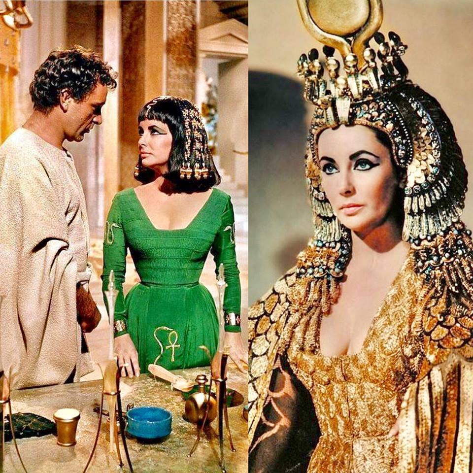 Cleopatra - nữ hoàng quỷ quyệt dùng đàn ông làm bàn đạp quyền lực hay thiên tài chính trị hiếm có