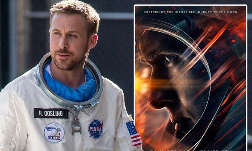 'First Man': Màn tái hợp đầy tham vọng của đạo diễn 'La la Land' và Ryan Gosling liệu có làm nên chuyện?