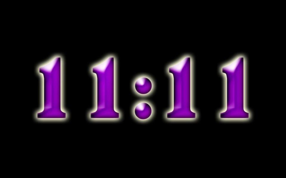11:11 thường gắn liền với thế giới tâm linh.