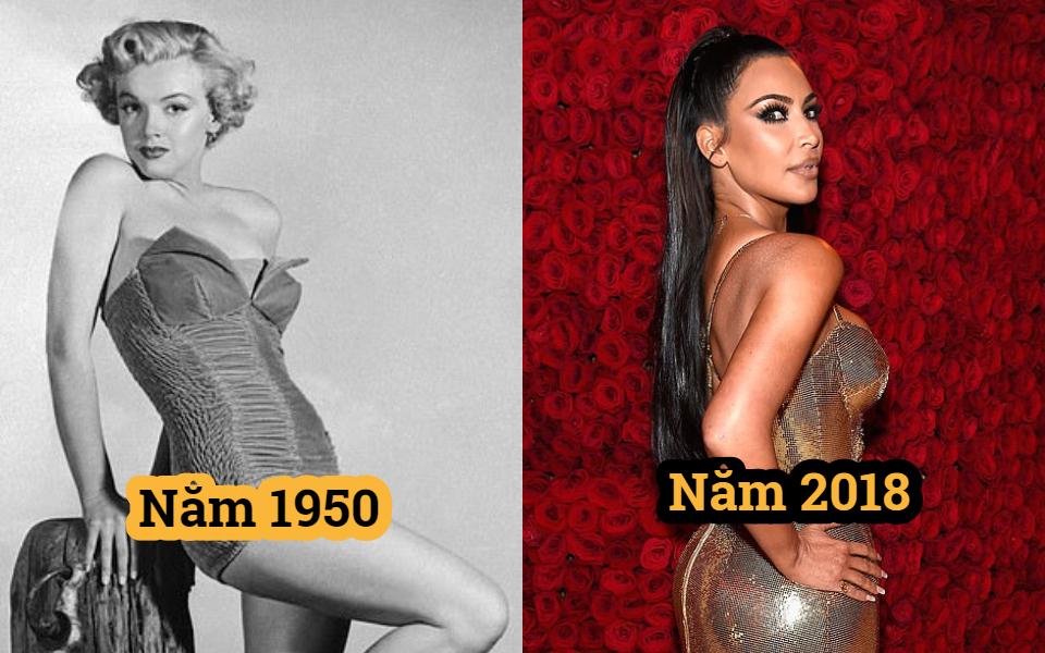 Nữ blogger thể hình 'bóc trần' sự thật về những tiêu chuẩn cơ thể qua từng thời kỳ