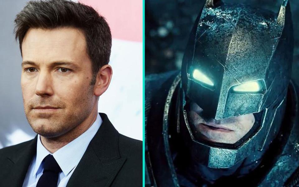 Ben Affleck chính thức chia tay vai diễn Batman, nhường cơ hội cho diễn viên trẻ hơn