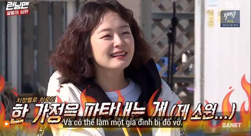 Jeon Somin lại gây tranh cãi trong show mới với mong ước 'xen vào hai chàng trai và khiến một gia đình đổ vỡ'