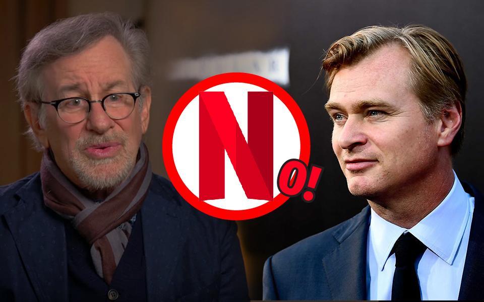 Vì sao Netflix bị các ông lớn Hollywood như Christopher Nolan, Steven Spielberg ghét bỏ?