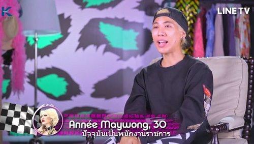 'Biến hoá' từ nam thành nữ khiến người xem thán phục trong show chuyển giới Thái Lan