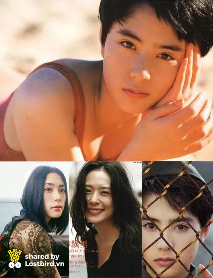 90 tuyệt sắc mỹ nhân Nhật Bản đại diện cho kỷ nguyên không photoshop (P1)