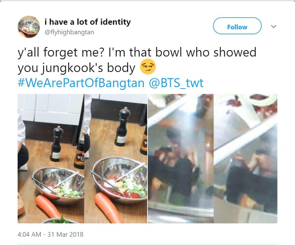 Trò Cá tháng Tư hài hước nhất: Fan thi nhau tự nhận mình là... dây nịt, cơ bụng của BTS