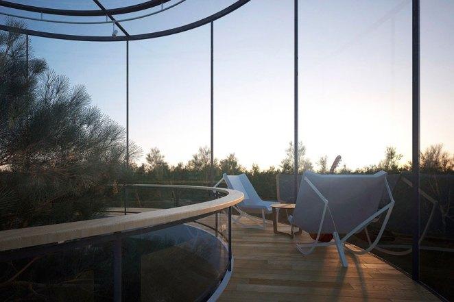 Ngôi nhà sinh thái 'bọc' ngoài cây liệu có trở thành 'tổ ấm' của tương lai?
