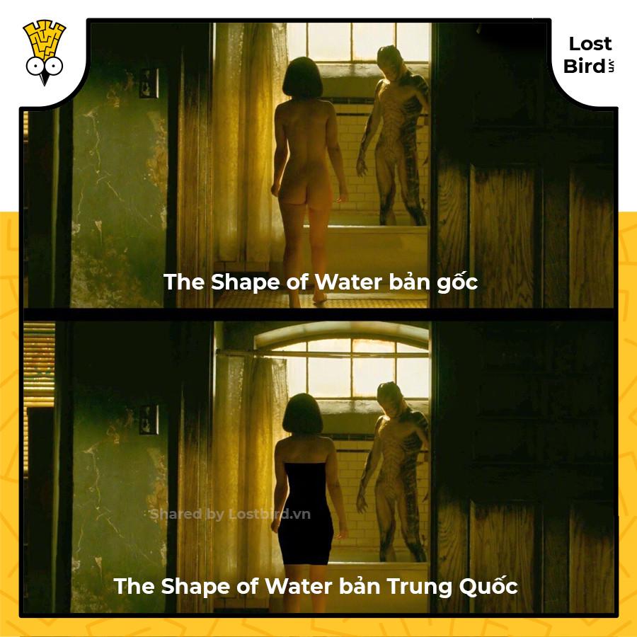 Chuyện không ai ngờ: Thủy quái The Shape Of Water là 'anh em họ' với  yêu quái Tây Du Ký?
