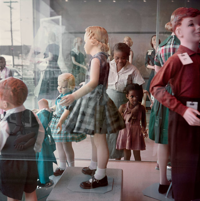 Những thước ảnh màu tuyệt đẹp về nước Mỹ tươi vui hậu Chiến tranh thế giới 2