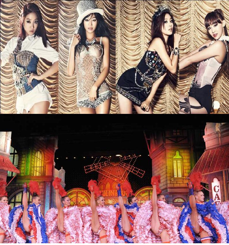 Fan Kpop có nhận ra MV Idol nhà bạn từng 'tham khảo' các concept phương Tây này?