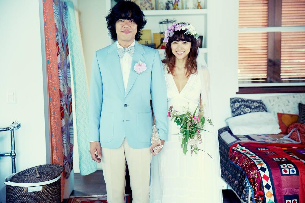 Lee Hyori: 'Dù trời xanh kia có sập xuống, chồng vẫn là người đẹp trai nhất trong mắt tôi'
